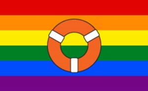 LifeRing Pride Flag